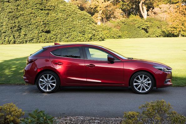 Hatchback「2017 Mazda 3 2.0 Sport Nav..」:写真・画像(8)[壁紙.com]