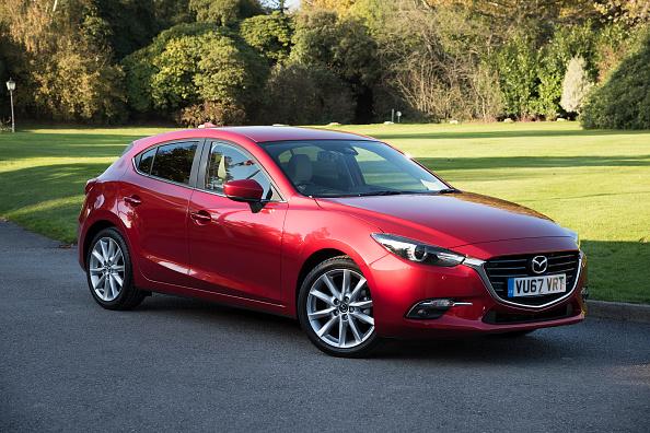 Hatchback「2017 Mazda 3 2.0 Sport Nav.. Creator: Unknown.」:写真・画像(1)[壁紙.com]
