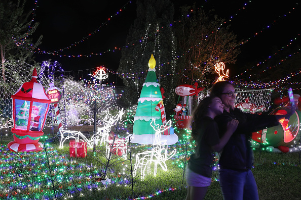 Photography Themes「Sydney Christmas Lights 2016」:写真・画像(14)[壁紙.com]