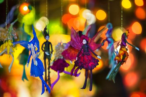 Fairy「Fairy Christmas ornaments」:スマホ壁紙(17)