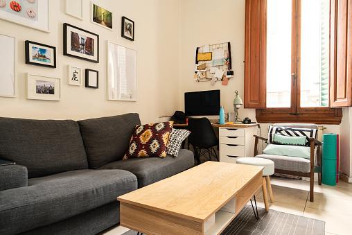 Studio Apartment「Cozy living room - Real house interior」:スマホ壁紙(17)