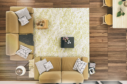 On Top Of「Cozy living room」:スマホ壁紙(9)