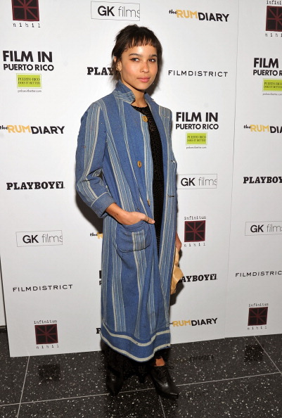 "Ankle Boot「""The Rum Diary"" New York Premiere - Inside Arrivals」:写真・画像(2)[壁紙.com]"