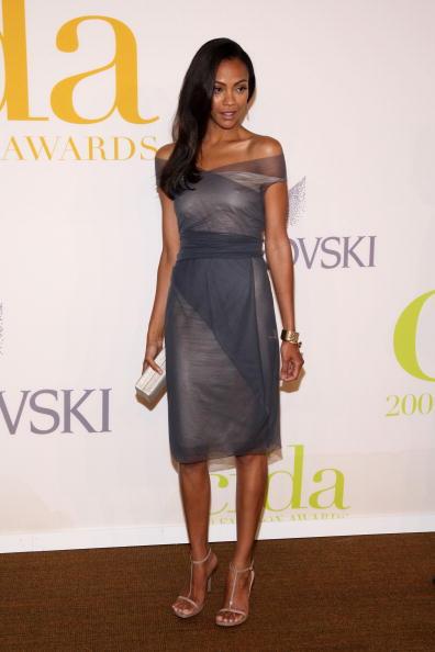Layered Dress「2009 CFDA Fashion Awards - Arrivals」:写真・画像(18)[壁紙.com]