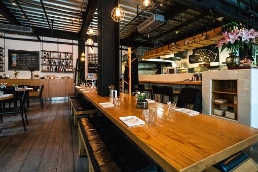 Fine Dining「Modern restaurant in Shanghai」:スマホ壁紙(17)