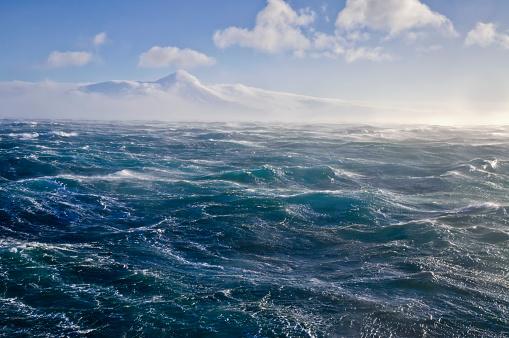 Storm「Rough water on the Bering sea」:スマホ壁紙(15)