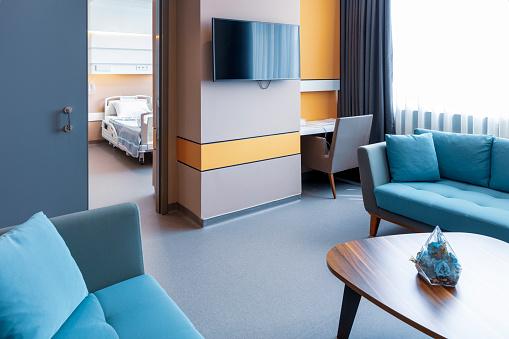Patience「Private Hospital Room」:スマホ壁紙(15)