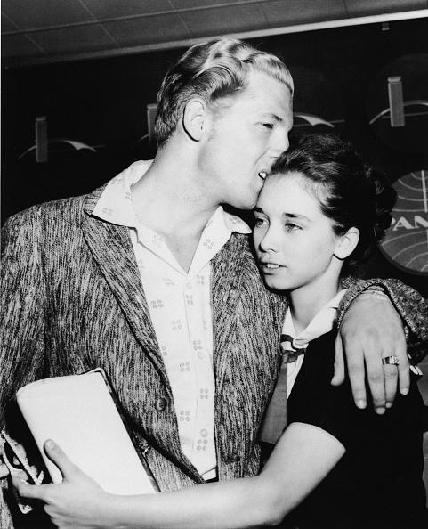 Brown「Jerry Lee Lewis & His Child-Bride/Cousin」:写真・画像(15)[壁紙.com]