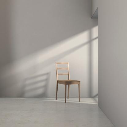 寂しさ「空の椅子」:スマホ壁紙(5)