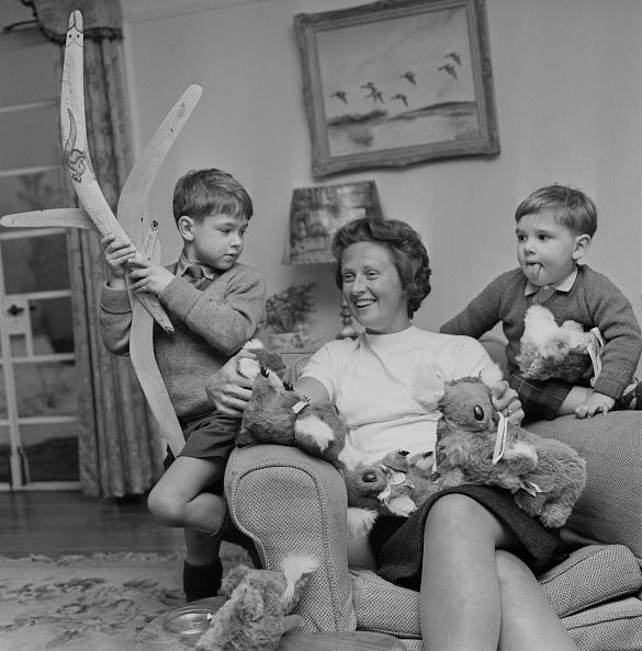 Stuffed「Colin Cowdrey's Family」:写真・画像(4)[壁紙.com]