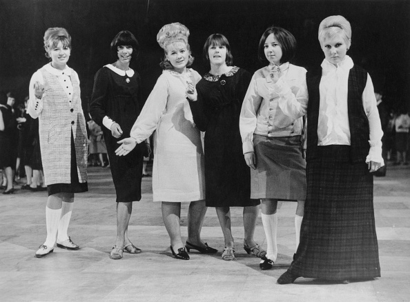 Mid Calf Length「Rave Mad Mod Ball 1964」:写真・画像(3)[壁紙.com]