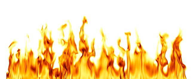 Heat - Temperature「XXXL Fire Flames」:スマホ壁紙(8)