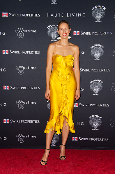 Yellow「Haute Living Honors Miami's Haute 100 List At Brickell City Centre With Special Guest Alonzo Mourning」:写真・画像(6)[壁紙.com]