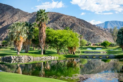 Sand Trap「Luxury Golf Course」:スマホ壁紙(15)