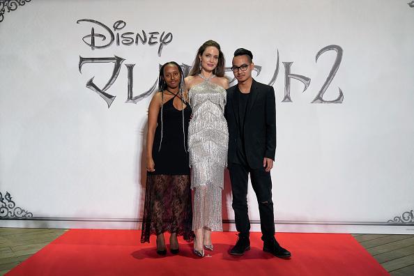 アンジェリーナ・ジョリー「'Maleficent: Mistress of Evil' Japan Premiere」:写真・画像(1)[壁紙.com]