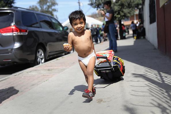 Baja California Norte「Migrant Caravan Traveling Through Mexico Nears U.S.」:写真・画像(15)[壁紙.com]