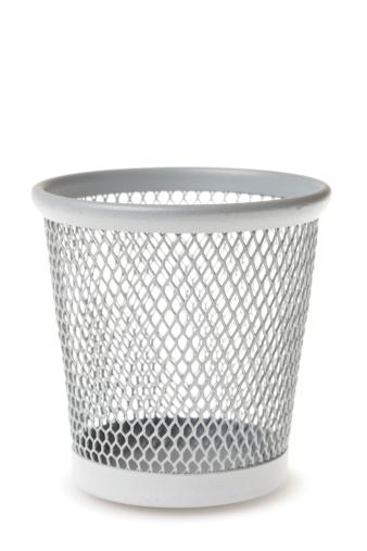 Metallic「Empty waste paper bin XXXL」:スマホ壁紙(13)