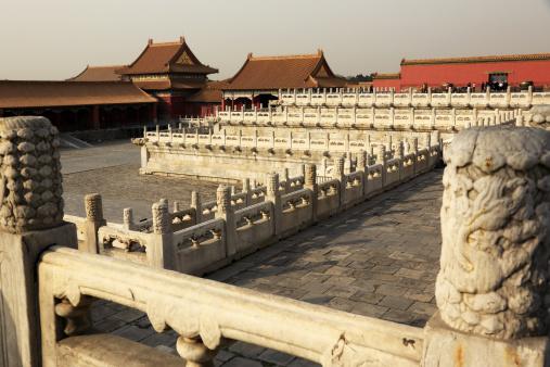 Alabaster「Carved alabaster railings in Forbidden City」:スマホ壁紙(9)