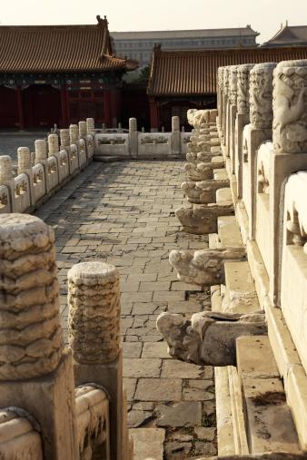 Alabaster「Carved alabaster railings in Forbidden City」:スマホ壁紙(6)