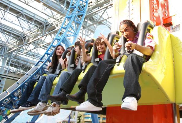 Nickelodeon「Nickelodeon And Mall of America Celebrate Opening Of Nickelodeon Universe」:写真・画像(2)[壁紙.com]