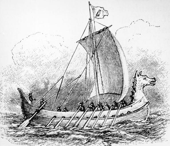 History「Viking Ship」:写真・画像(4)[壁紙.com]