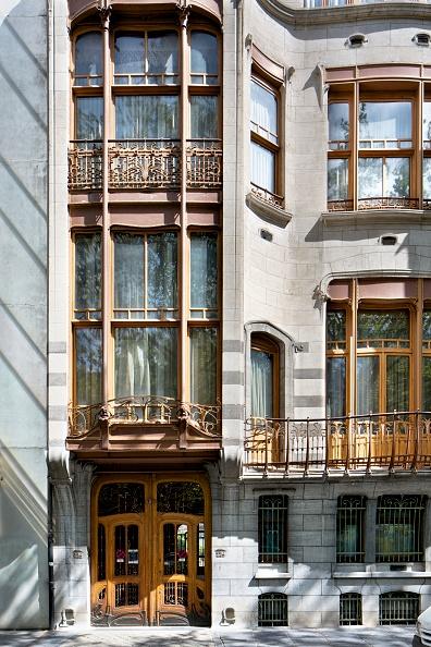 Art Nouveau「Hotel Solvay」:写真・画像(1)[壁紙.com]