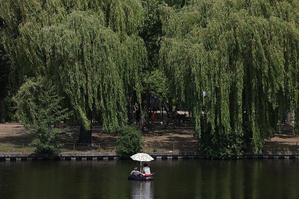 Sean Gallup「Weekend Heat Wave Over Germany」:写真・画像(0)[壁紙.com]