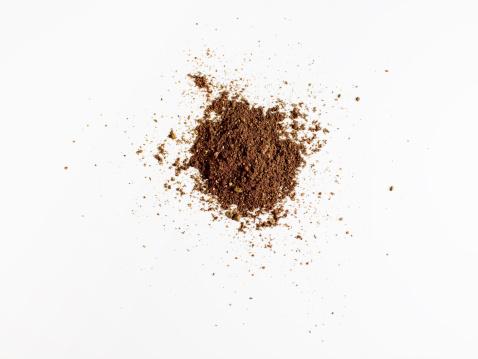 Dirt「Dirt on pure white ground」:スマホ壁紙(9)