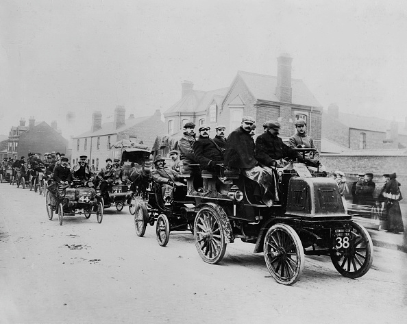1900「1900 Thousand Mile Trial」:写真・画像(3)[壁紙.com]