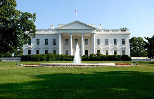 Politics「The White House」:スマホ壁紙(2)