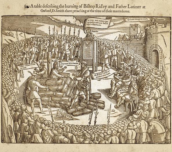Preacher「Execution Of Ridley And Latimer」:写真・画像(14)[壁紙.com]