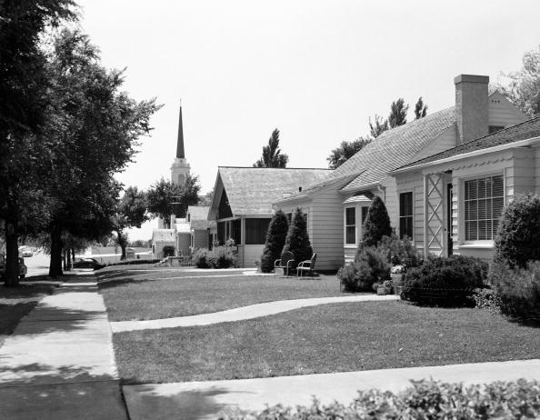 1950-1959「Suburban homes」:写真・画像(2)[壁紙.com]