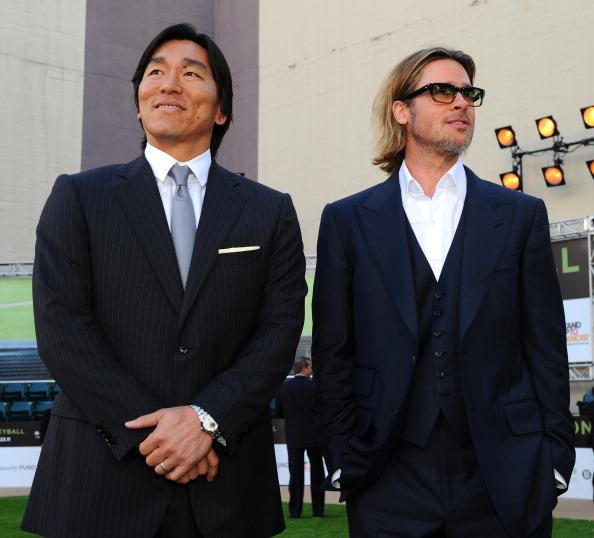 "Hideki Matsui「Premiere Of Columbia Pictures' ""Moneyball"" - Red Carpet」:写真・画像(8)[壁紙.com]"