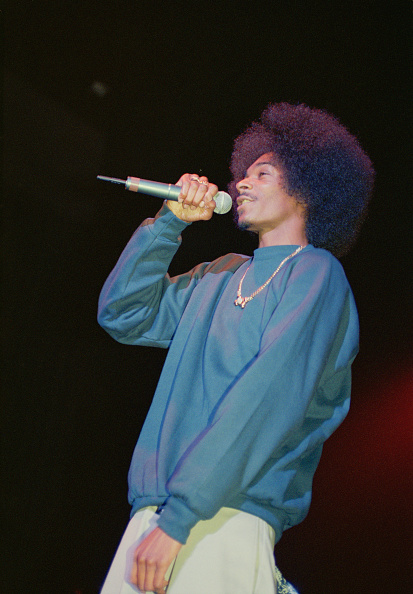 1990-1999「Snoop Dogg and Dr Dre Live In London」:写真・画像(6)[壁紙.com]