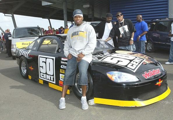 Motorsport「UK: Days Of Thunder Featuring 50 Cent」:写真・画像(18)[壁紙.com]