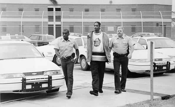Arrest「Snoop Doggy Dogg In Police Custody」:写真・画像(14)[壁紙.com]