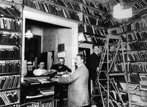 1900-1909「Russian Library」:写真・画像(9)[壁紙.com]