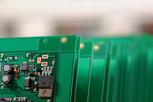 Circuit Board「Stacked Circuit Boards」:スマホ壁紙(12)