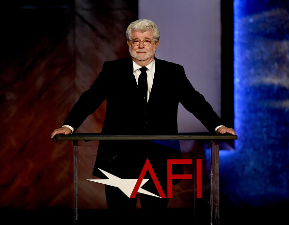 George Lucas「American Film Institute's 44th Life Achievement Award Gala Tribute to John Williams - Show」:写真・画像(5)[壁紙.com]