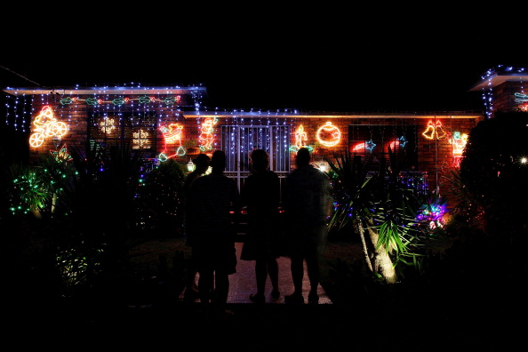 Christmas Decoration「Sydney Christmas Lights 2013」:写真・画像(5)[壁紙.com]