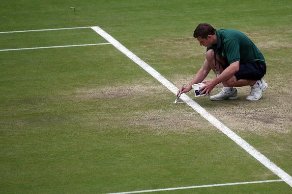 Carl Court「Wimbledon Tennis Championship - Day Eight」:写真・画像(7)[壁紙.com]