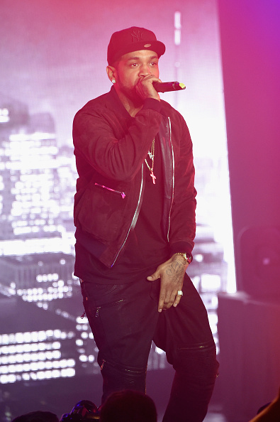 """Lloyd Banks「""""Power"""" Season Two Premiere Event With Special Performance From 50 Cent, G-Unit And Other Guests」:写真・画像(8)[壁紙.com]"""