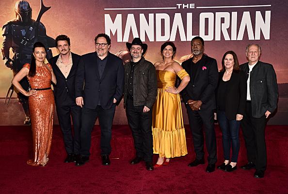 "The Mandalorian - TV Show「Premiere And Q & A For ""The Mandalorian""」:写真・画像(4)[壁紙.com]"
