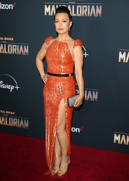 "The Mandalorian - TV Show「Premiere Of Disney+'s ""The Mandalorian"" - Arrivals」:写真・画像(6)[壁紙.com]"