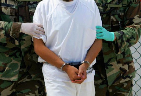 Men「Detainee Hearings Continue At Guantanamo Bay」:写真・画像(7)[壁紙.com]
