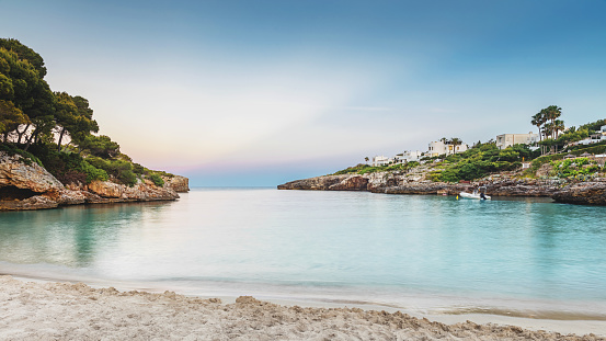 Bay of Water「Majorca Beach Sunset」:スマホ壁紙(17)