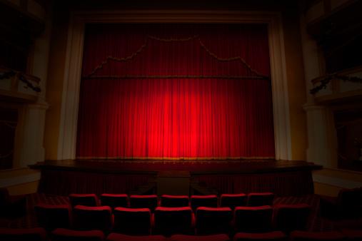 Velvet「Red theater performance stage」:スマホ壁紙(14)
