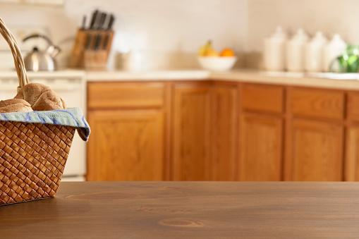 Bread「Kitchen interior」:スマホ壁紙(2)