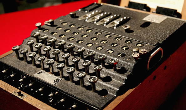 Mystery「Code Breakers Convention At Bletchley Park」:写真・画像(1)[壁紙.com]