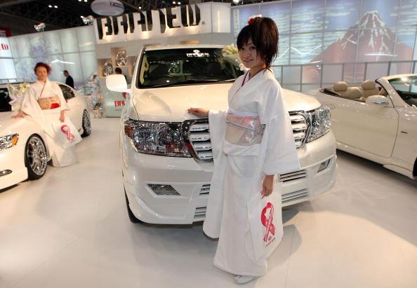 Tokyo Auto Salon「The 26th Tokyo Auto Salon」:写真・画像(11)[壁紙.com]